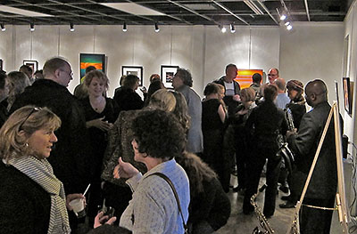 Opening Reception at Gallery 125