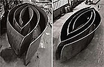 Richard Serra @ Gagosian 21st St